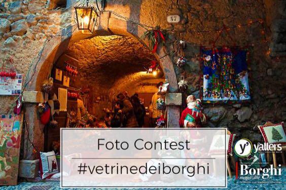 Foto contest #vetrinedeiborghi